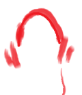 head_phone_red