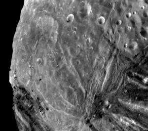 NASA- Miranda ripresa da Voyager2